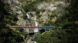 库兰达雨林-觀光火車之旅