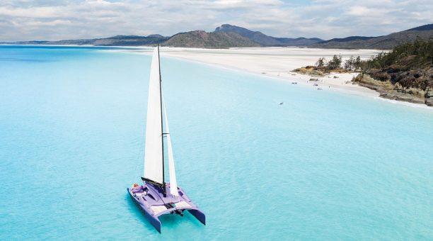 聖霖群島-紫色夢幻帆船一日遊