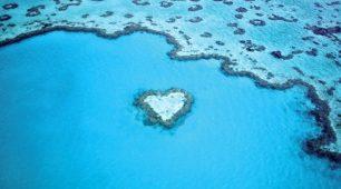 聖霖群島-心型礁觀光飛行