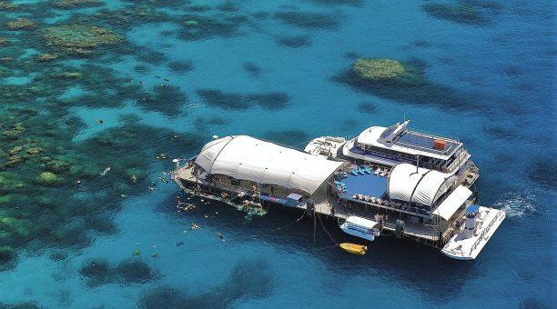 大堡礁外礁平台-凯恩斯