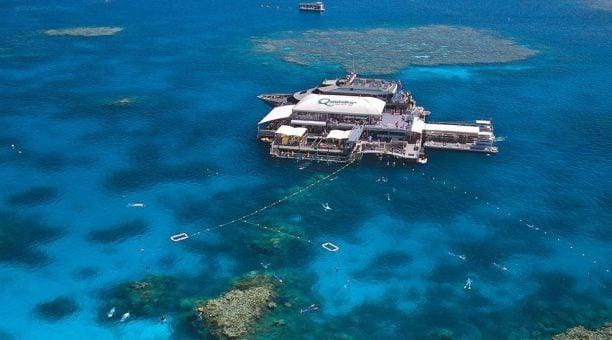 大堡礁外礁平台-道格拉斯港