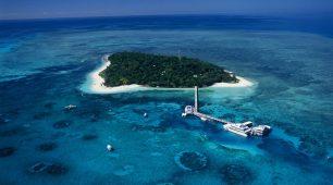 大堡礁绿岛一日游