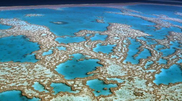 大堡礁经典观光飞行-30分钟