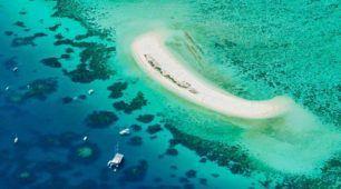 麥克麥斯沙島(Michaelmas Cay)